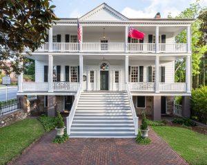 Burgwin-Wright House in Wilmington NC