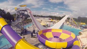 Jungle Rapids Water Park in Wilmington NC